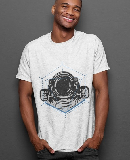 Space Man T-Shirt Sri lanka