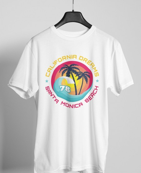 California T-Shirt Sri Lanka