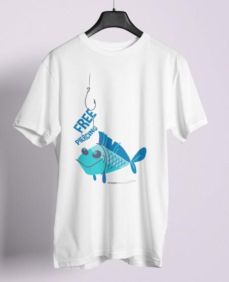 Free Piercing T-Shirt Sri Lanka