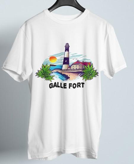 Gall T-Shirt Sri Lanka