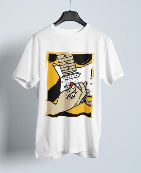 Guitar T-Shirt Sri Lanka