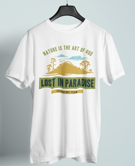 Lost In Paradise T-Shirt Sri Lanka