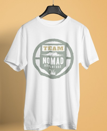 Team Nomad Adventure T-Shirt Sri Lanka