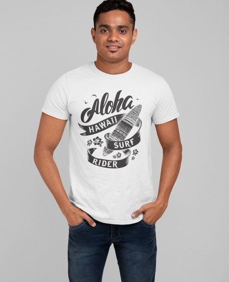 Aloha Hawaii Surf Rider...