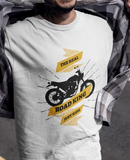 The Real Road King Biker T...
