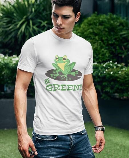 Be Green T-Shirt Sri Lanka
