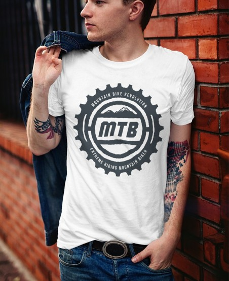 MTB Mountain Bike T-Shirt Sri Lanka