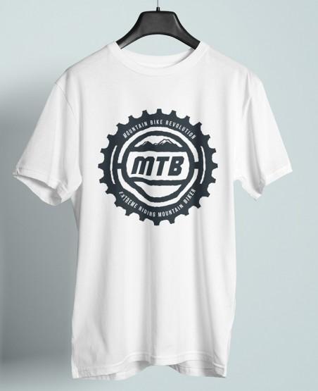 MTB Mountain Bike Revolution T-Shirt