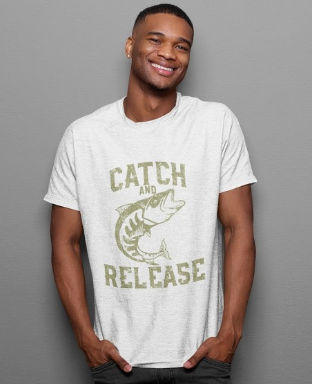 Catch And Release T-Shirt Sri Lanka