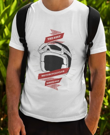 The Best Motor Biker T-Shirt Sri Lanka