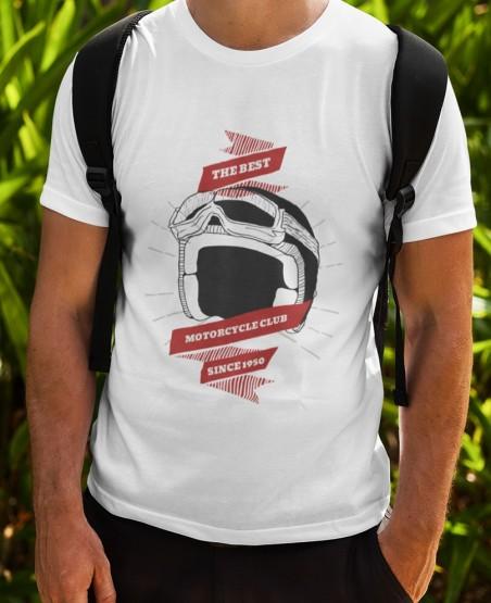 The Best Motor Biker T-Shirt Sri Lanka