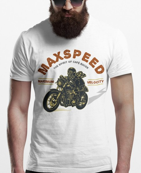 Max Speed Bike T-Shirt