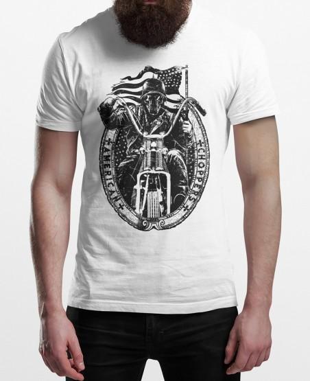 American Choppers Bike T-Shirt