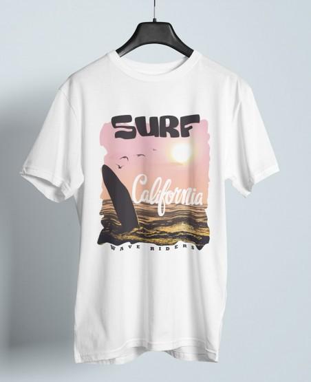 Surf California T-Shirt