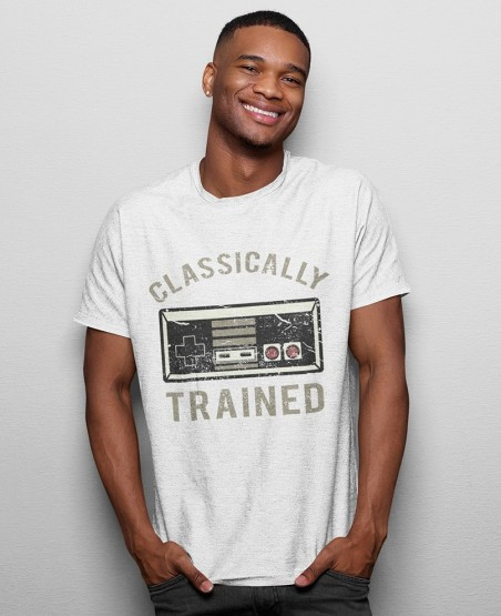 Classically Trained Gamer T-Shirt