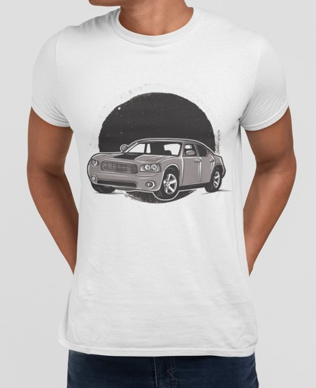 Sports Car Racing T-Shirt Sri Lanka