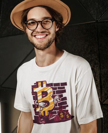 Bitcoin T-Shirt Sri Lanka