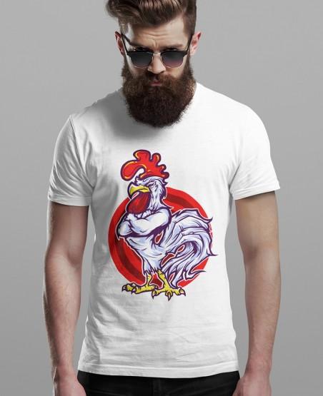 Rooster T-Shirt Sri Lanka