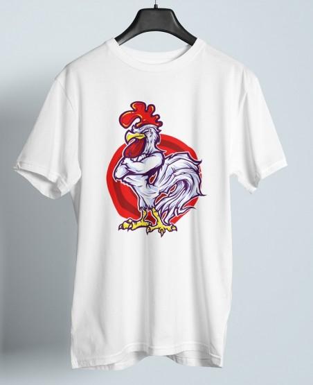Red Rooster T-Shirt Sri Lanka