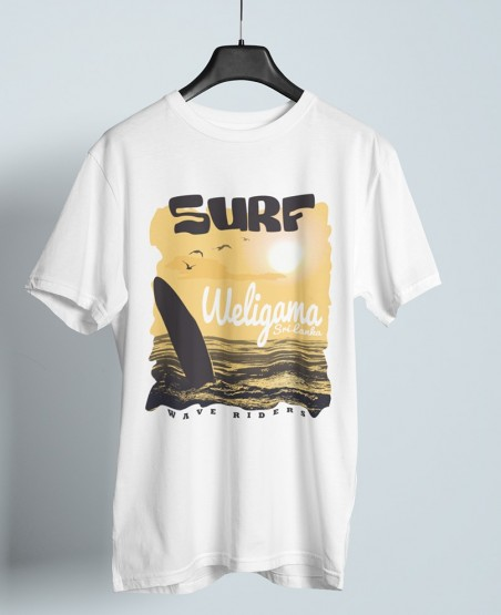 Weligama Surfing Sri Lanka T-Shirt
