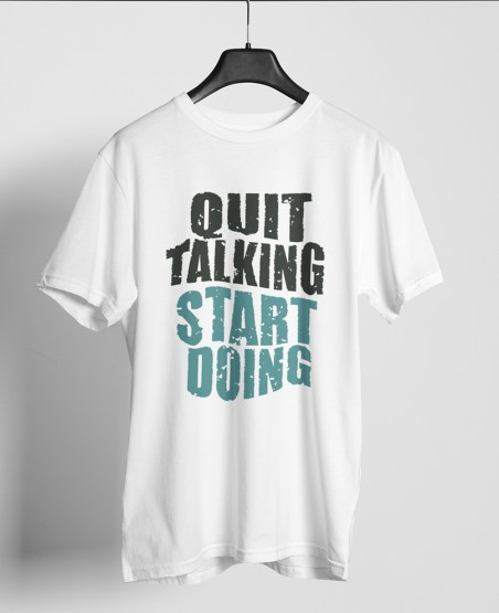 quote printed t-shirts Sri Lanka