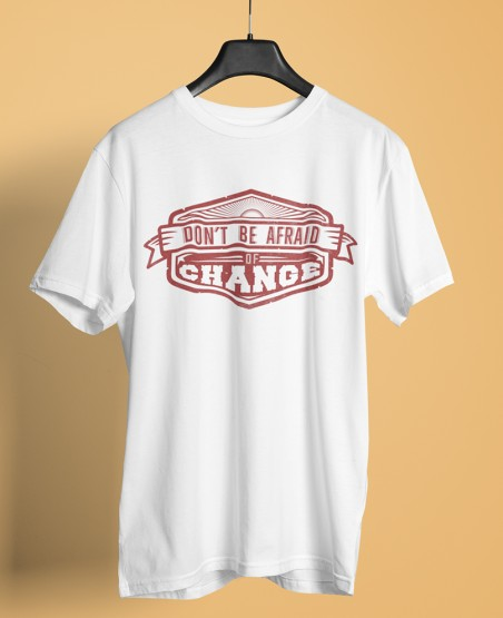 don't be afraid to t-shirt Sri Lanka