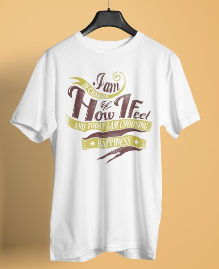 Happiness T-Shirt Sri Lanka