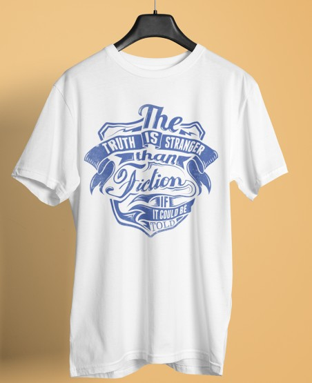 The Truth Is Stranger Than Fiction T-Shirt