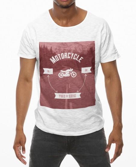 1990 Highway Biker T Shirt