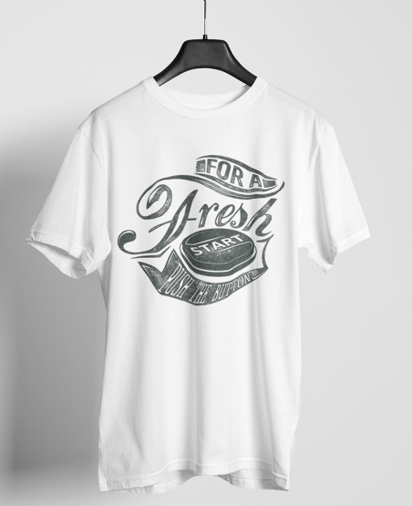 For A Fresh Start T-Shirt