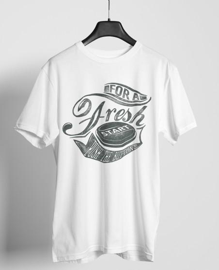 For A Fresh Start T-Shirt