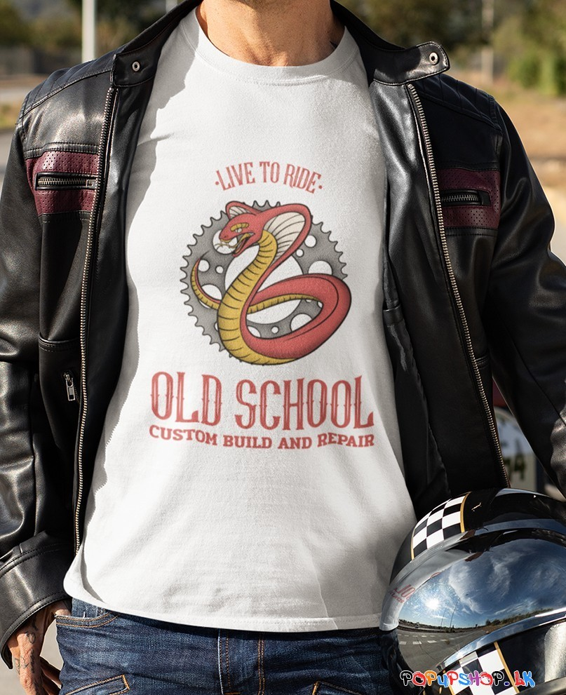 old school t shirt sri lanka