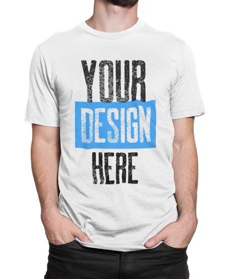 Custom T-Shirt (Large Print)