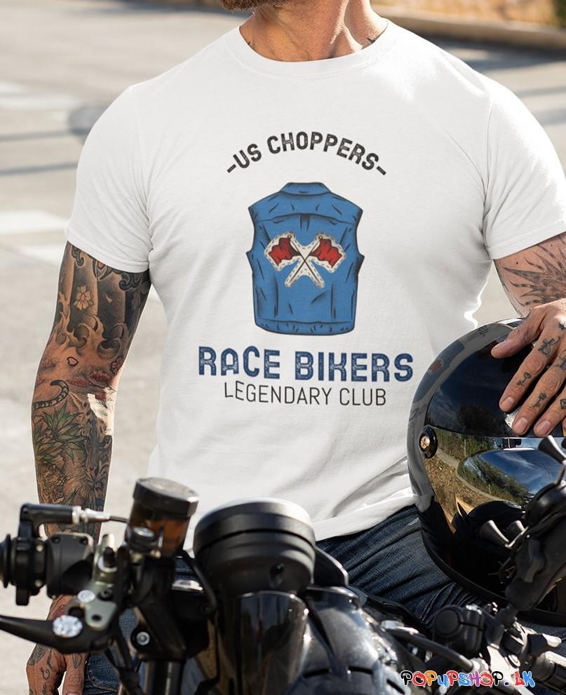 US Choppers Biker T Shirt