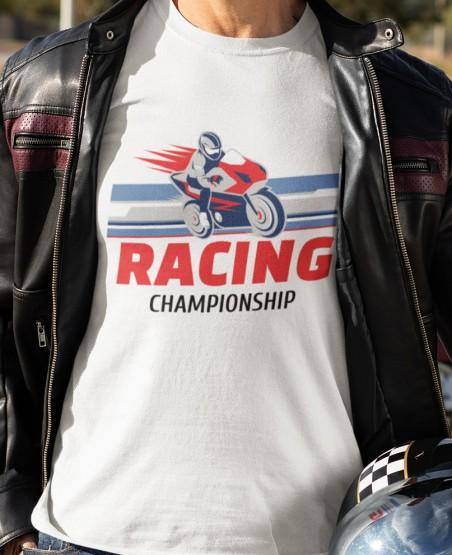 Racing Championship T Shirt