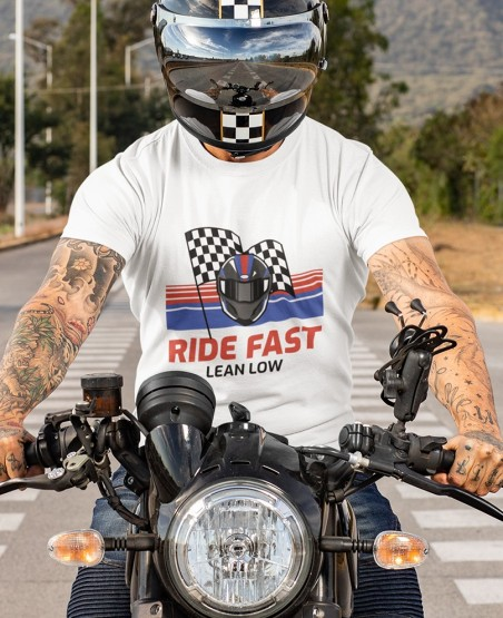 Ride Fast T Shirt