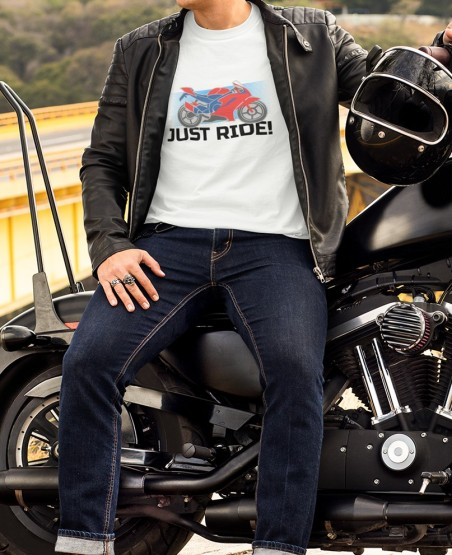 just ride t shirt sri lanka