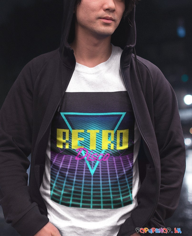 Retro Disco T Shirt