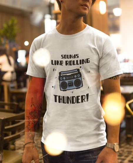 Sounds Like Rolling Thunder T-Shirt