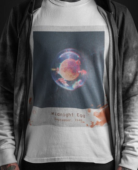 Midnight Egg T Shirt
