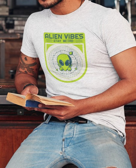 Alien Vibes T-Shirt