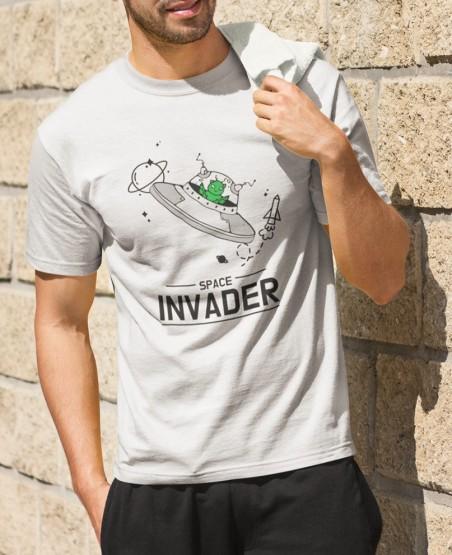 Invader T Shirt