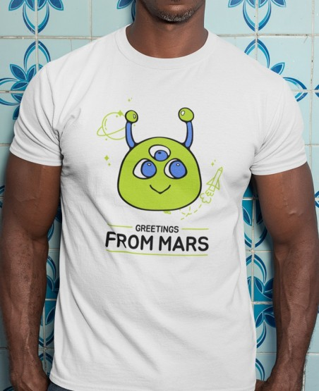 From Mars T-Shirt