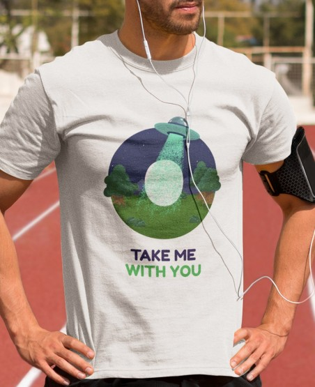 Take Me with You T-Shirt