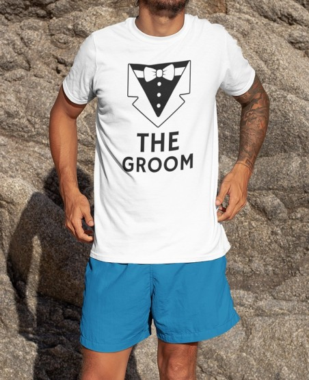The Groom T Shirt