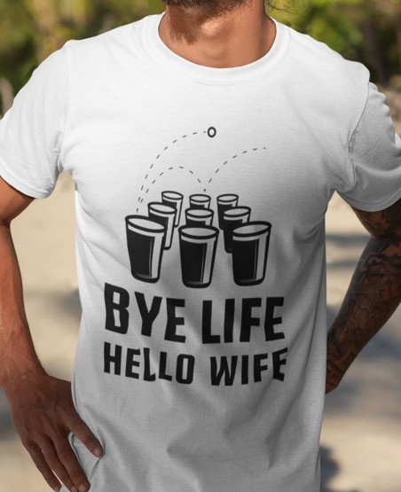 Bye Life Hello Wife...