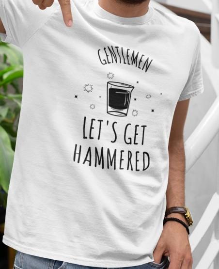 Let's Get Hammered Bachelor...