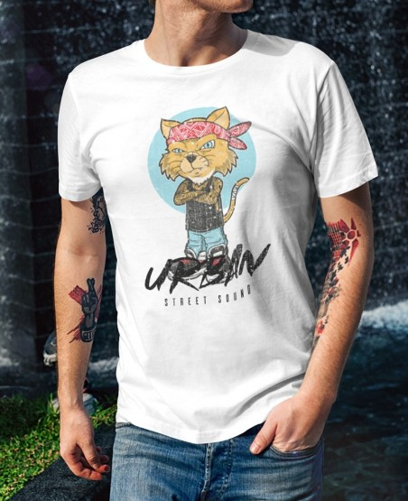 Urban Street Sound T-Shirt