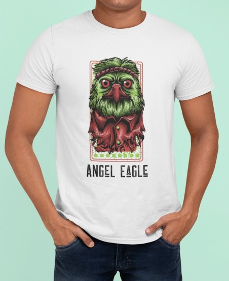 Angel Eagle  T-Shirt