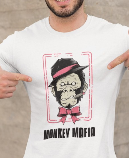 Monkey Mafia  T-Shirt